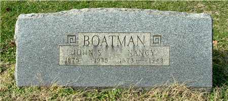 BOBO BOATMAN, NANCY - Gallia County, Ohio | NANCY BOBO BOATMAN - Ohio Gravestone Photos