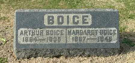 BOICE, MARGARET - Gallia County, Ohio | MARGARET BOICE - Ohio Gravestone Photos