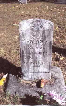 BOICE, INFANT - Gallia County, Ohio | INFANT BOICE - Ohio Gravestone Photos