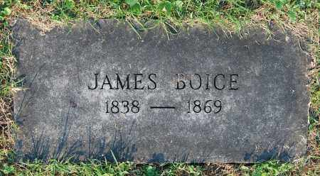 BOICE, JAMES - Gallia County, Ohio | JAMES BOICE - Ohio Gravestone Photos