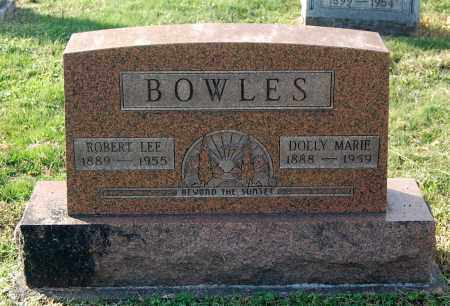 BOWLES, ROBERT LEE - Gallia County, Ohio | ROBERT LEE BOWLES - Ohio Gravestone Photos