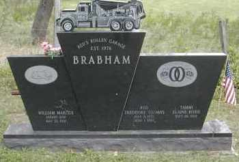 BRABHAM, THEODORE - Gallia County, Ohio | THEODORE BRABHAM - Ohio Gravestone Photos
