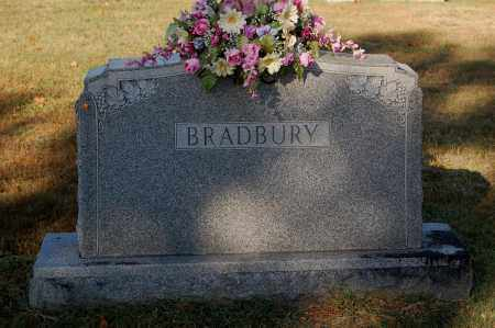 BRADBURY, FAMILY MONUMENT #1 - Gallia County, Ohio | FAMILY MONUMENT #1 BRADBURY - Ohio Gravestone Photos