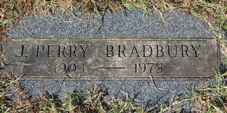 BRADBURY, PERRY - Gallia County, Ohio | PERRY BRADBURY - Ohio Gravestone Photos