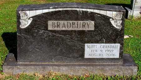BRADBURY, SCOTT CRANDALL - Gallia County, Ohio | SCOTT CRANDALL BRADBURY - Ohio Gravestone Photos