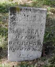 BRAY, JULIUS J. - Gallia County, Ohio | JULIUS J. BRAY - Ohio Gravestone Photos