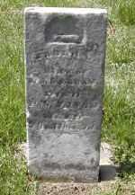 BRAY, SARAH - Gallia County, Ohio | SARAH BRAY - Ohio Gravestone Photos
