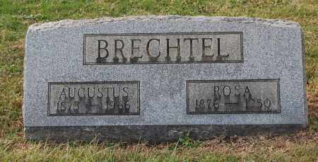 BRECHTEL, AUGUSTUS - Gallia County, Ohio | AUGUSTUS BRECHTEL - Ohio Gravestone Photos