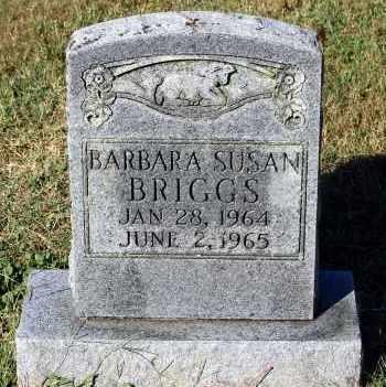 BRIGGS, BARBARA - Gallia County, Ohio | BARBARA BRIGGS - Ohio Gravestone Photos