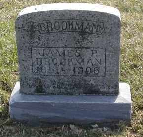 BROOKMAN, JAMES P. - Gallia County, Ohio | JAMES P. BROOKMAN - Ohio Gravestone Photos