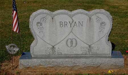BRYAN, DOROTHY L - Gallia County, Ohio | DOROTHY L BRYAN - Ohio Gravestone Photos