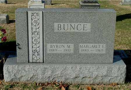BUNCE, BYRON M - Gallia County, Ohio | BYRON M BUNCE - Ohio Gravestone Photos