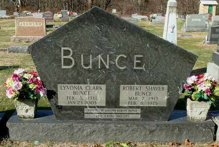 BUNCE, ROBERT SHAVER - Gallia County, Ohio | ROBERT SHAVER BUNCE - Ohio Gravestone Photos