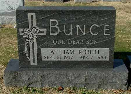 BUNCE, WILLIAM ROBERT - Gallia County, Ohio | WILLIAM ROBERT BUNCE - Ohio Gravestone Photos