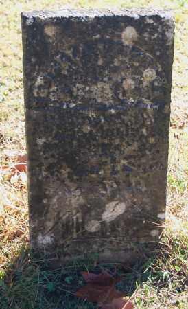 BURRUS, SEMELIA VIRGINIA - Gallia County, Ohio | SEMELIA VIRGINIA BURRUS - Ohio Gravestone Photos