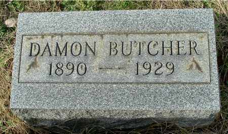BUTCHER, DAMON - Gallia County, Ohio | DAMON BUTCHER - Ohio Gravestone Photos