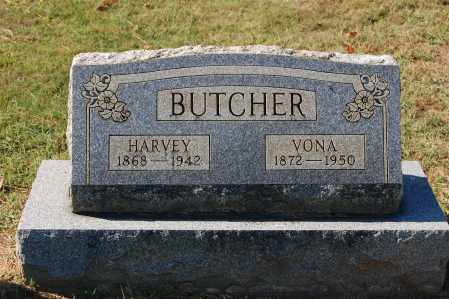 KENNEDY BUTCHER, VONA - Gallia County, Ohio | VONA KENNEDY BUTCHER - Ohio Gravestone Photos