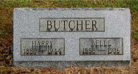 BUTCHER, BELLE - Gallia County, Ohio | BELLE BUTCHER - Ohio Gravestone Photos