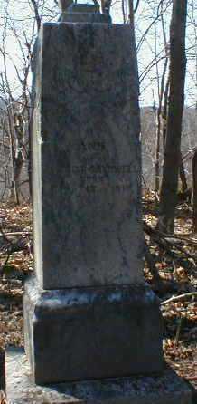 CALDWELL, ANN - Gallia County, Ohio   ANN CALDWELL - Ohio Gravestone Photos