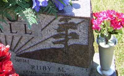 BEAVER CALL, RUBY M. - Gallia County, Ohio | RUBY M. BEAVER CALL - Ohio Gravestone Photos