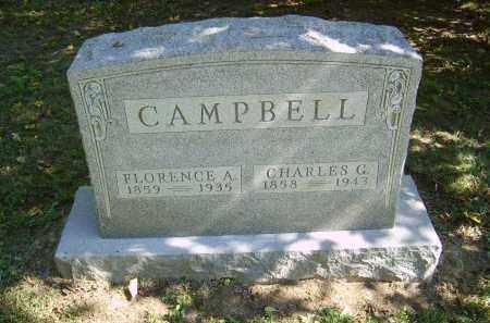 CAMPBELL, CHARLES - Gallia County, Ohio | CHARLES CAMPBELL - Ohio Gravestone Photos