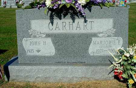 CARHART, JOHN H - Gallia County, Ohio | JOHN H CARHART - Ohio Gravestone Photos