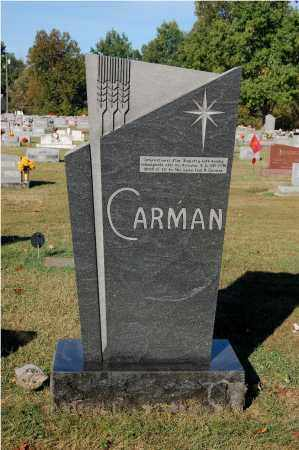 CARMAN, FREDERICK R. - Gallia County, Ohio | FREDERICK R. CARMAN - Ohio Gravestone Photos