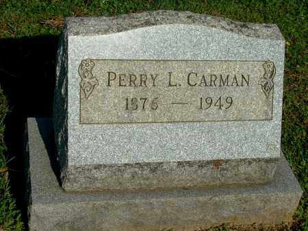 CARMAN, PERRY L - Gallia County, Ohio | PERRY L CARMAN - Ohio Gravestone Photos