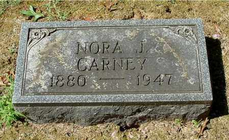 SMITH CARNEY, NORA J - Gallia County, Ohio | NORA J SMITH CARNEY - Ohio Gravestone Photos