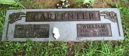 CARPENTER, MARY - Gallia County, Ohio | MARY CARPENTER - Ohio Gravestone Photos
