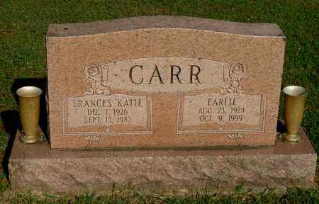 CARR, EARLIE - Gallia County, Ohio | EARLIE CARR - Ohio Gravestone Photos