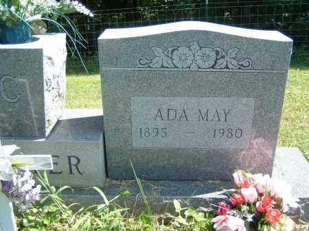 CARTER, ADA MAY - Gallia County, Ohio   ADA MAY CARTER - Ohio Gravestone Photos