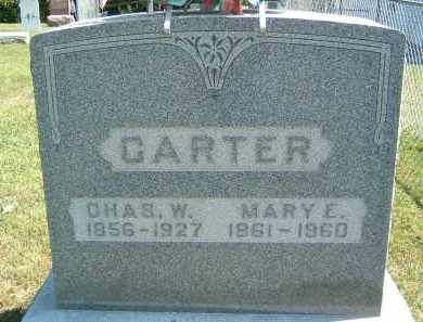 CARTER, CHARLES W. - Gallia County, Ohio | CHARLES W. CARTER - Ohio Gravestone Photos
