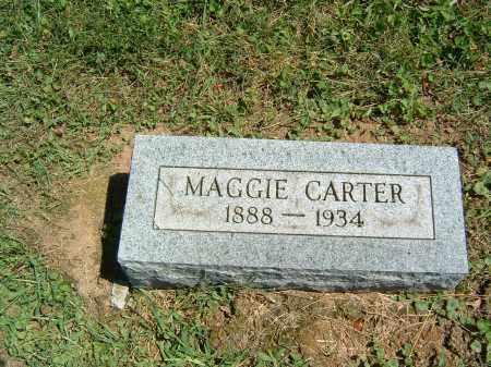 CARTER, MAGGIE - Gallia County, Ohio | MAGGIE CARTER - Ohio Gravestone Photos