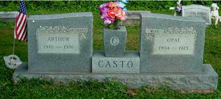 CASTO, OPAL - Gallia County, Ohio | OPAL CASTO - Ohio Gravestone Photos