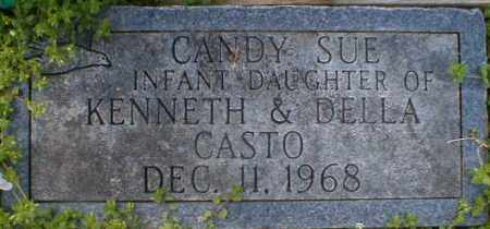 CASTO, CANDY - Gallia County, Ohio | CANDY CASTO - Ohio Gravestone Photos