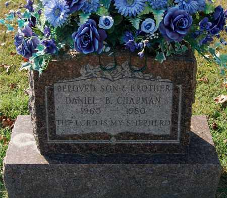 CHAPMAN, DANIEL B. - Gallia County, Ohio | DANIEL B. CHAPMAN - Ohio Gravestone Photos