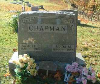 CHAPMAN, MADA M. - Gallia County, Ohio | MADA M. CHAPMAN - Ohio Gravestone Photos