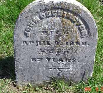 CHERRINGTON, JOHN - Gallia County, Ohio | JOHN CHERRINGTON - Ohio Gravestone Photos
