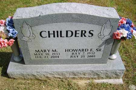 CHILDERS, MARY - Gallia County, Ohio | MARY CHILDERS - Ohio Gravestone Photos