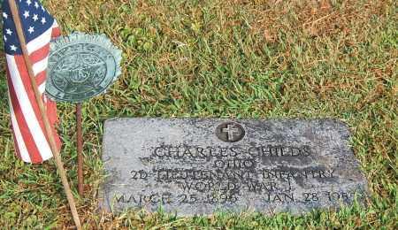 CHILDS, CHARLES - Gallia County, Ohio | CHARLES CHILDS - Ohio Gravestone Photos