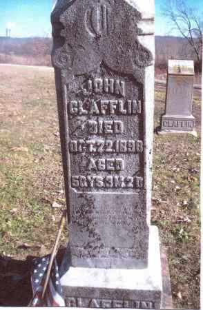 CLAFFLIN, JOHN - Gallia County, Ohio | JOHN CLAFFLIN - Ohio Gravestone Photos
