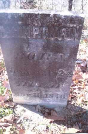 CLAFLIN, ORSON P. - Gallia County, Ohio | ORSON P. CLAFLIN - Ohio Gravestone Photos