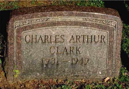 CLARK, CHARLES ARTHUR - Gallia County, Ohio | CHARLES ARTHUR CLARK - Ohio Gravestone Photos