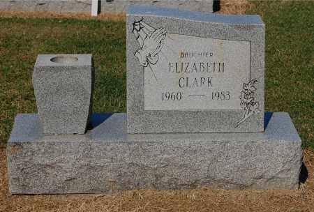 CLARK, ELIZABETH - Gallia County, Ohio | ELIZABETH CLARK - Ohio Gravestone Photos