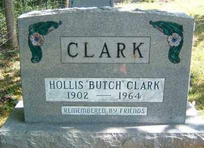 "CLARK, HOLLIS ""BUTCH"" - Gallia County, Ohio | HOLLIS ""BUTCH"" CLARK - Ohio Gravestone Photos"
