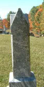 CLARK, MARY M. - Gallia County, Ohio   MARY M. CLARK - Ohio Gravestone Photos