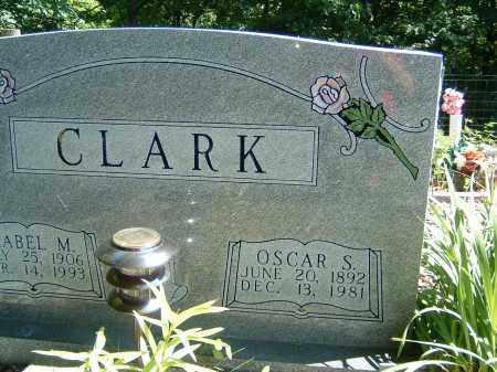 CLARK, OSCAR S - Gallia County, Ohio | OSCAR S CLARK - Ohio Gravestone Photos