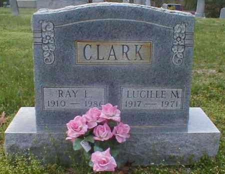 CLARK, LUCILLE - Gallia County, Ohio | LUCILLE CLARK - Ohio Gravestone Photos