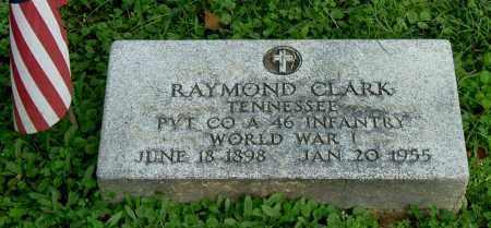 CLARK, RAYMOND - Gallia County, Ohio | RAYMOND CLARK - Ohio Gravestone Photos